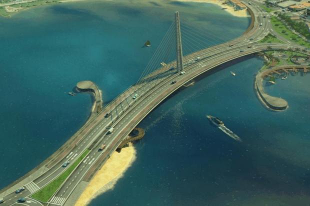 Influência do projeto da nova Ponte nas características naturais da Lagoa da Conceição