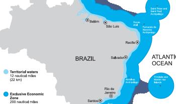 A Amazônia Azul
