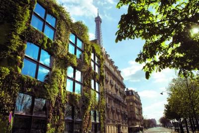 França aprova lei do telhado verde