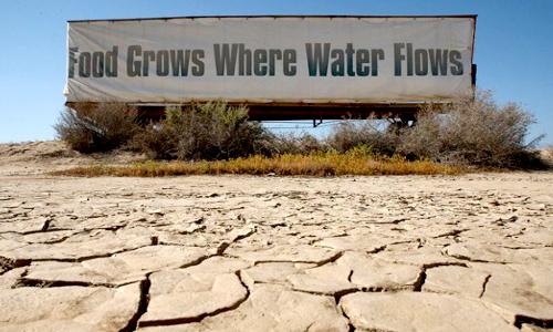 Muito além da seca perfeita: a verdadeira crise de água da Califórnia
