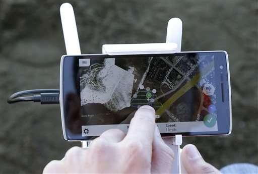 """""""Cidadãos cientistas"""" usam drones para mapear alagamentos frutos do El Nino"""