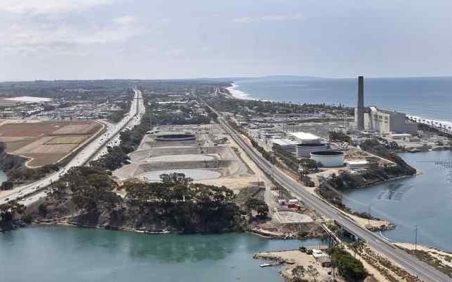 A dessalinização Como uma das solução para falta de água na Califórnia