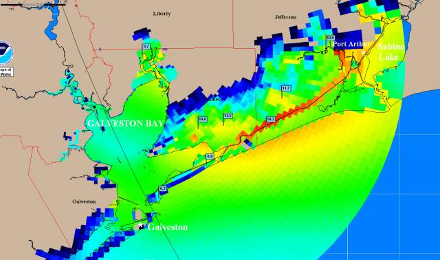 NOAA lança o primeiro modelo de previsão de águas nacionais dos Estados Unidos.
