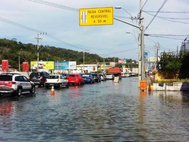Costa do Brasil novamente embaixo da água evidencia necessidade urgente de planejamento