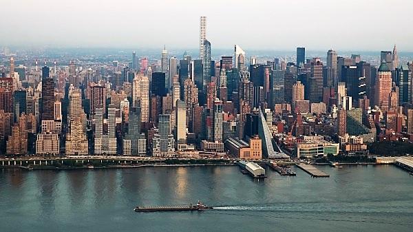 Nova York se prepara contra elevação do nível do mar