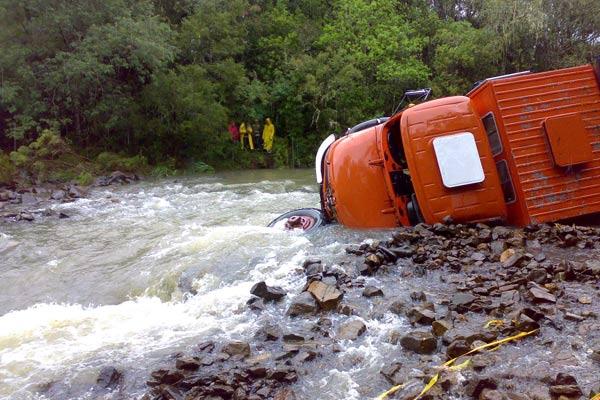 Você sabe a diferença entre Enchente, Inundação, Enxurrada e Alagamento?
