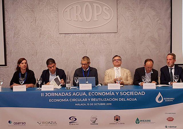Centro agrícola na Espanha identifica barreiras à reutilização da água