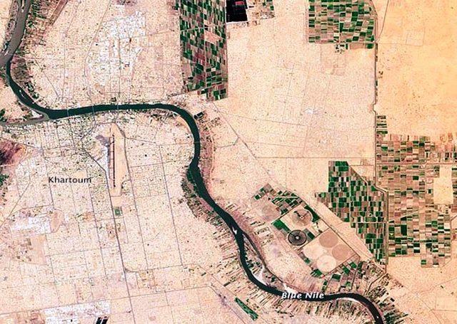 A contradição da bacia do Nilo: mais chuvas, mas menos água para milhões de pessoas